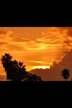 Sunset, Sept. 19, 2013