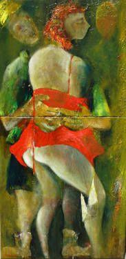 """Saatchi Art Artist GEORGE KARAFOTIAS; Painting, """"Loves Sparkle"""" #art"""