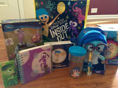 Enter To Win Our Pixar Inside Out Giveaway! Contest ends June 27th 2015.