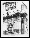 Konstantinsbogen / Arco di Costantino  312-315, Rom - Foto Marburg, Foto: Helbig, Konrad; Aufnahme-Nr. B 10.454/1;; Aufn.-Datum: um 1965; Fotoinhalt: Südwestecke Arch Of Constantine, Big Ben, Building, Travel, Pictures, Rome, Architecture, Kunst, Viajes