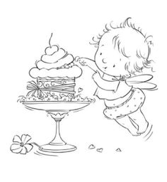 Marina Fedotova - Fairy cake.jpg: