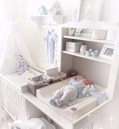 ideas baby room boy decor for 2019 Baby Bedroom, Baby Boy Rooms, Baby Room Decor, Baby Boy Nurseries, Baby Cribs, Nursery Room, Kids Bedroom, Baby Room Design, Baby Furniture