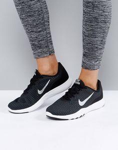 reputable site c3891 9a558 ¡Consigue este tipo de deportivas de Nike ahora! Haz clic para ver los  detalles. Envíos gratis a toda España. Zapatillas de deporte negras Flex de  Nike ...