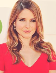 Sophia Bush- love the highlights and color