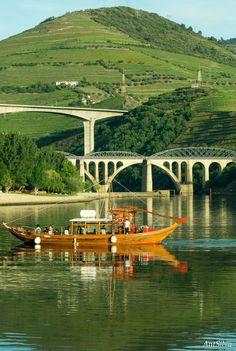 Peso da Régua, Douro - Portugal Douro Portugal, Visit Portugal, Portugal Travel, Porto City, Sea Activities, We Are The World, Travel Memories, Places To See, Beautiful Places