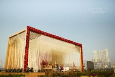 A Colorful Mumbai Wedding at the Turf Club : Ruta and Prateek !