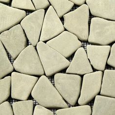 Decorative Stone Tiles Solistone 10Pack 12In X 12In Solistone Decorative Pebble Tile