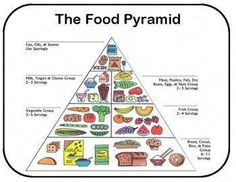 The Food Pyramid - Meal Delivery Service - Ideas of Meal Delivery Service - Best Meal Delivery, Meal Delivery Service, Healthy Food Delivery, Mediterranean Diet Pyramid, Mediterranean Diet Recipes, Vegetable Bread, Vegetable Protein, Healthy Food Choices, Healthy Recipes