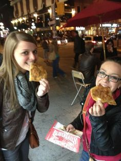 BeaverTails pastries are an excellent way to end an evening out!  via @kristahk