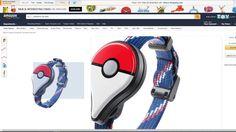 Pokemon Go Plus Review Top 10 Christmas Toys, Pokemon Go, Shopping