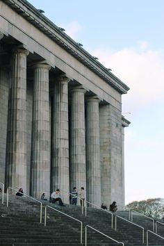 Dicas de lugares para visitar em  Buenos Aires: Facultat de Derecho Recoleta - Buenos Aires