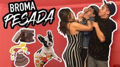 BROMA - comen POPO MAFE Y DYLAN - TEAM X