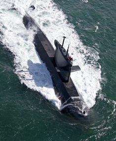 Verkenner onderwater   Militaire Spectator