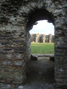 Luni . Anfiteatro romano, II sec. d. C.