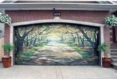 12 Craziest Garage Facades (Garage design ideas) - ODDEE