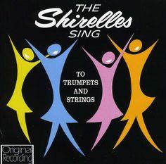 Shirelles - Sing To Trumpets & Strings, Black