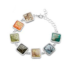 Look what I found at UncommonGoods: pressed flower bracelet... for $92 #uncommongoods