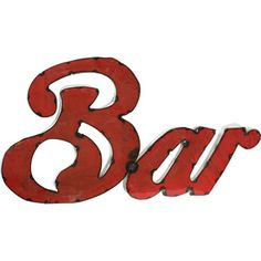 Drum Bar Sign, $64, now featured on Fab.