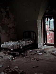 Lost   Forgotten   Abandoned   Displaced   Decayed   Neglected   Discarded   Disrepair   Danvers State Hospital