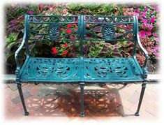 Wrought Iron Patio Furniture | Victorian Patio Furniture