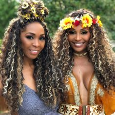 Ways to Wear Tree Braids Tree braids are a well-liked protective style. This braiding style involves braiding the extensions onto the basis then the remai Loose Hairstyles, Trendy Hairstyles, Braided Hairstyles, Tight Curls, Long Curls, Short Styles, Long Hair Styles, Wavy Pixie Cut, Different Shades Of Blonde