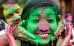 Holi festival- India