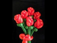 ▶ RAMO DE ROSAS ROJAS REGALO PERFECTO PARA MAMA ESTE 10 DE MAYO . HOW TO MAKE A BOUQUET OF RED ROSES. - YouTube