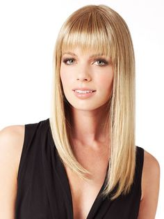 Synthetic Wigs, Long Wigs, Lace Front Wigs, Monofilament Wigs, Modern With Bangs Blonde Lace Front Wigs Cheap Human Hair Wigs, Long Hair Wigs, Real Hair Wigs, Remy Human Hair, Blonde Lace Front Wigs, Blonde Wig, Blonde Color, Frontal Hairstyles, Wig Hairstyles