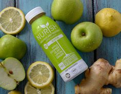 FitChef has a wide range of drinks, including liquidised ready-to-drink smoothies, luxury ready-to-blend frozen smoothie whole food premix sachets, 25ml juiced ginger based power shots the fabulous Nurish fruit and veg juices.