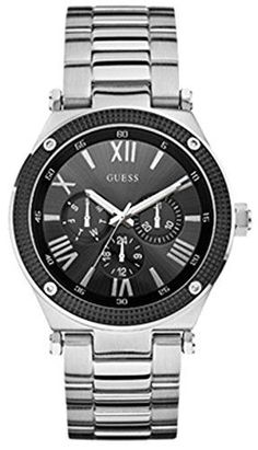 Mans watch RELOJ GUESS S.S.G. W0246G1 * Details can be found by clicking on the image.
