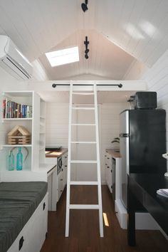 east coast tiny houses 0027   Interview: Introducing the 160 Sq. Ft. Inaugural Tiny House by Graham Wales