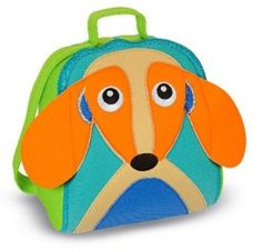 Twee Ons Geluk Rugzak Hond #schooltas #dieren #tweeonsgeluk
