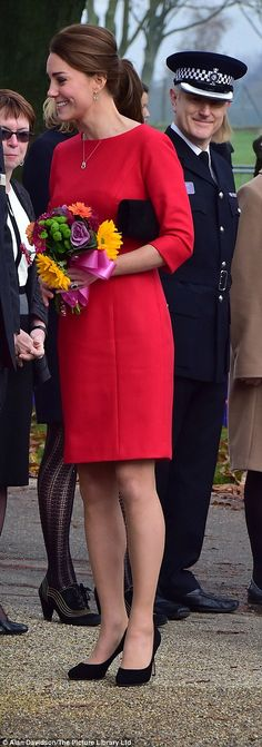 The Duchess of Cambridge was in Norfolk to launch an appeal on behalf of East Anglia Children's Hospices