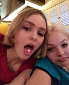 Alana and Lily Rose