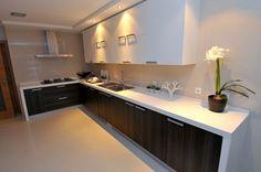 Как выбрать цветовую гамму кухонной мебели
