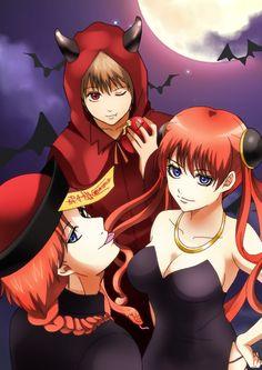 Halloween is almost here 😝 Credits to the artists… Manga Anime, Anime Art, Hot Anime Guys, I Love Anime, Anime Halloween, Happy Halloween, Okikagu, Manga Covers, Cartoon Games
