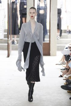 Inverno 2016 de Giuliana Romanno tem alfaiataria em clima tropical - Vogue   Desfiles