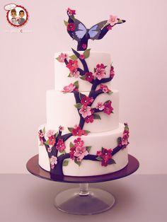 New cake desing enfant france ideas Cake Pop Icing, Cake Frosting Designs, Fondant Cakes, Cake Designs, Wedding Desserts, Wedding Cakes, Cake Decorating Roses, Cake Mix Banana Bread, Best Cake Mix