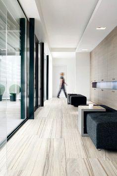 Reclaimed Marble Series - Porcelain Tile - Re-Use Marble Tile Series - Floor Til - contemporary - floor tiles - san francisco - Tileshop