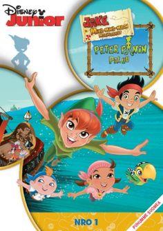Jake ja mikä-mikä-maan merirosvot vol 1: Peter Panin paluu.. toiveina olisi: osat: 3, 4, kakkos osa löytyy jo ja ykkönen tulossa :) 9.95€/kpl
