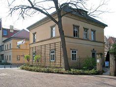 Liszt's House - Weimar, Germany