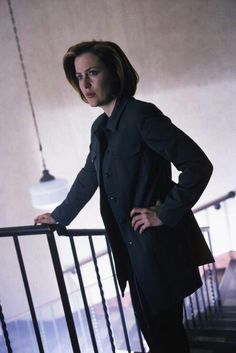 I'm looking for my Dana Scully, are u out there? Somewhere??