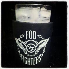 Foo Fighters Koozie! Cheers Kids!