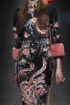 """forlikeminded: """" Gucci   Milan Fashion Week   Fall 2016 """""""