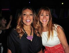 TV Balla:  NEW YORK, NY - SEPTEMBER 11:  Wendy Williams and Jill Zarin attend the Betsey Johnson show during Spring 2013 Mercedes-Benz Fashion Week at Espace on September 11, 2012 in New York City.