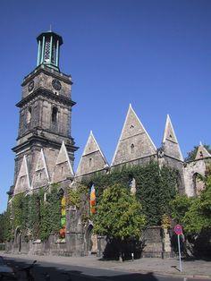 14th Century Aegidienkirche, Hannover, Germany