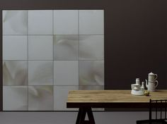 Cool Modern Furniture For Kitchen And Bathroom – White Flowers By Meson's Cucine : Cool Modern Furniture For Kitchen And Bathroom – White Flowers By Meson's Cucine With Wooden Dining Table And Bench Design