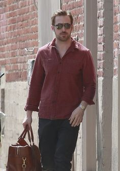 Pin for Later: Ryan Gosling Steps Out in LA After Grabbing Headlines With Surprise Baby News