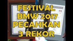 FESTIVAL BMW PECAHKAN 3 REKOR