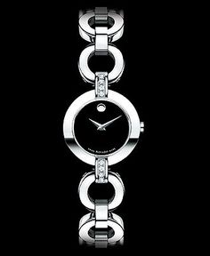 Movado! I love this watch